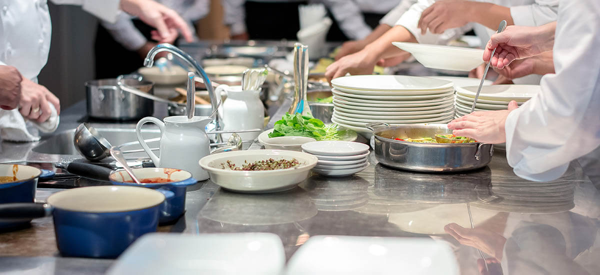 Catering Jobs in Stockport